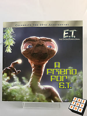 ET A Friend For ET Story Book Annual Book