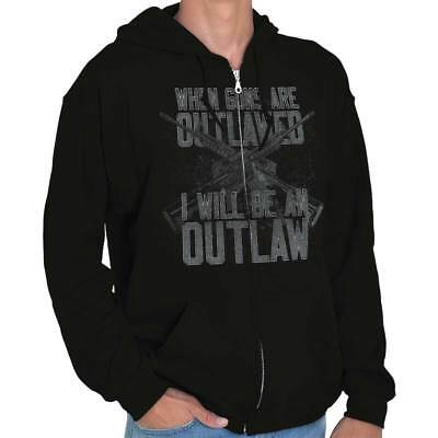 Politically Correct American Rude Insulting 2nd Amendment Pullover Sweatshirt