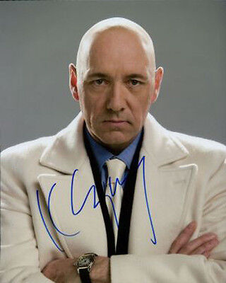 Kevin Spacey SIGNED photo - Lex Luthor - Superman Returns - GM47