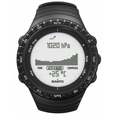 Montre outdoor Suunto Core noir normal