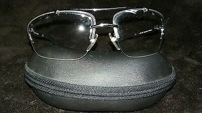 3M Metaliks Safety Glasses with Clear Anti Fog Lens Z87 15170