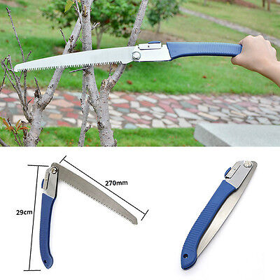 Gardening Folding Trimming Saw Fruit Tree Plant Pruning Tool Handle Pruning Saws