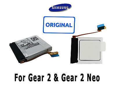 Genuine Samsung Galaxy Gear 2 SM-R380, SM-R381 Battery - EB-BR380FBE