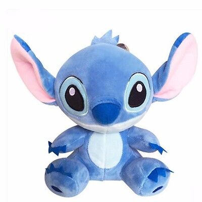 20CM Lilo and Stitch Soft Plush Toy Stuffed Figures Doll Kid Collectibles Gift