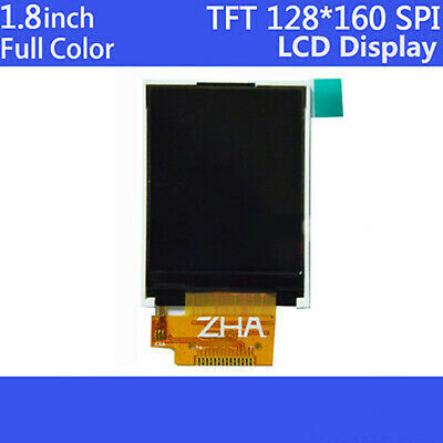 1.8'' inch Full Color 128x160 SPI TFT LCD Display Screen for Arduino UNO/Nano