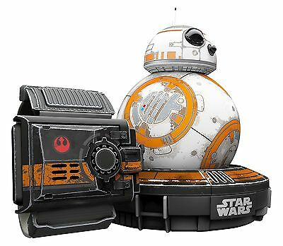 Star Wars - Droide BB-8 Battle Worn con Force Band (Sphero AFB01ROW) ¡¡!NUEVO!!