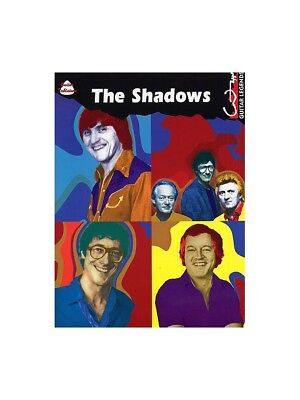 The Shadows: Guitar Legends Tab Gitarrentabulatur Notenbuch
