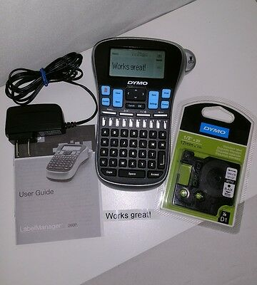 Dymo LabelManager260P Label Thermal Printer