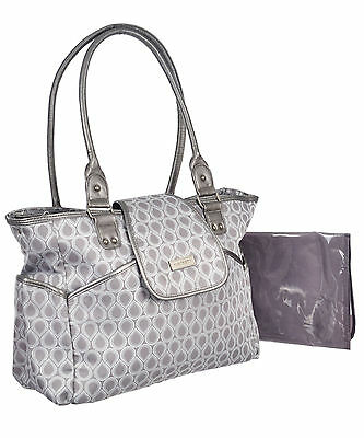 "Carter's ""Carry-It-All"" Diaper Tote Bag with Changing Pad"