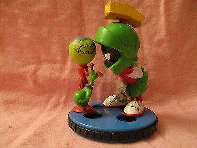 Looney Tunes Marvin The Martian Instant Martian PVC Figure By Applause 1997