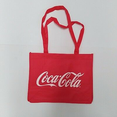 Coca-Cola Shopping Tote Bag - FREE SHIPPING