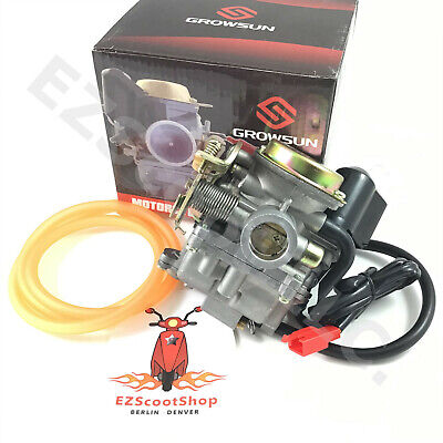 HIGH PERFORMANCE CARBURETOR 50-80cc GY6 CHINESE 4 STROKE SCOOTER ROKETA ZNEN JCL
