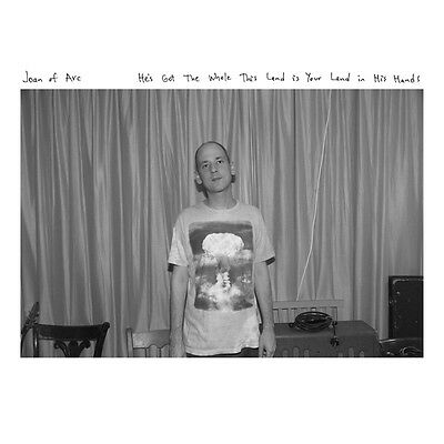 Joan Of Arc - Hes Got The Whole This Land Is Your Land In His Vinyl LP JOYF NEU