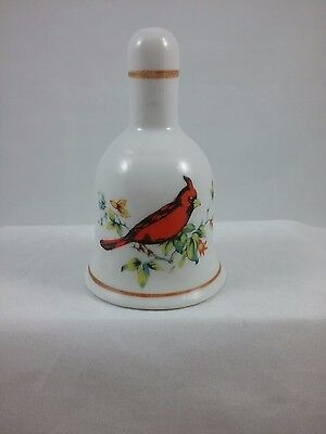 Vintage Bells--Cardinal--Ceramic Bell-Detailed & Very Collectible