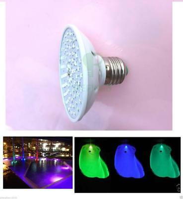 Swimming Pool SPA 1900 Lumens LED 12V Color Changing Replacement Bulb Light