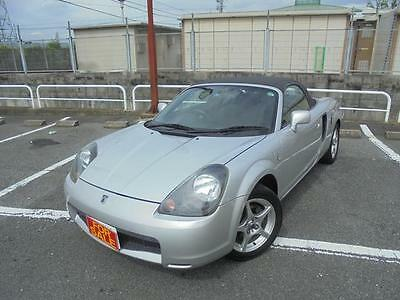 2000 TOYOTA MR2(MR-S) Convertible  5MT  140PS  .....FREE Shipping.....