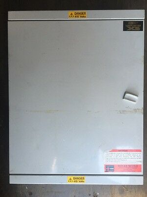Dorman Smith Db04X 200Amp 4Way Distribution Board 100Amp Incomer With Mcbs