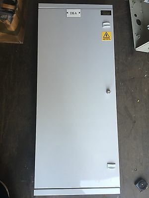 Dorman Smith Db20X 200Amp 20Way Distribution Board 100Amp Incomer With Mcbs
