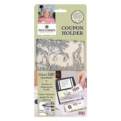 Paula Dean Everyday Coupon Holder / Organizer / Wallet by Jokari