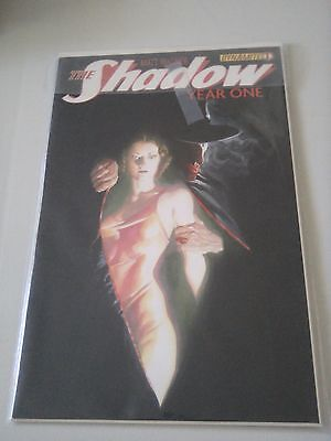 The Shadow Year One Issue 1 Dynamite