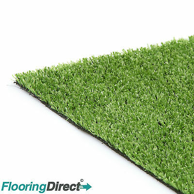 Budget Artificial Grass | Cheap Astro Lawn Plastic Turf | 7mm Thick