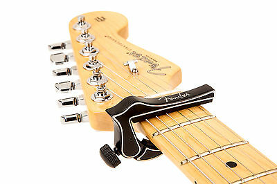Genuine Fender Dragon Capo For Electric and Acoustic Guitar - 099-0409-000