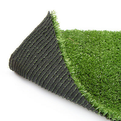 Cheap Artificial Grass Roll Remnant Offcut Mat 7mm thick 4m x 1m CHEAP!