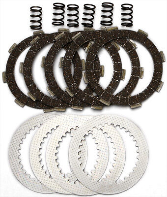 EBC DRC98 DRC Dirt Racer Replacement Offroad Clutch Plate & Spring Set Kit