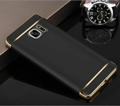 Luxury Electroplating 3in1 Case Cover For Samsung Galaxy A5 A7 2017 |S8 S8+ Plus
