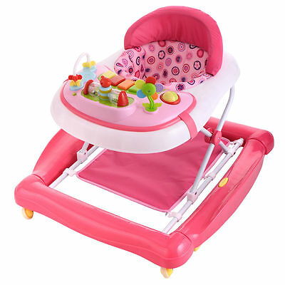 Baby Walker Bouncer Jumper Jumper Activity Center Toddler Infant Seat Stroller