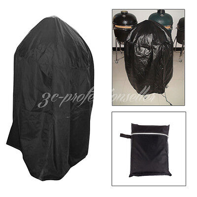 Waterproof Kettle BBQ Grill Cover Heavy Duty Barbeque Furniture Rain Protection