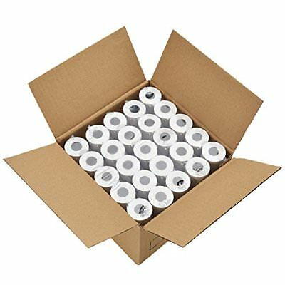 "MFLABEL 2 1/4"" x 50' Thermal Paper Cash Register POS Receipt Paper (50 Rolls)"