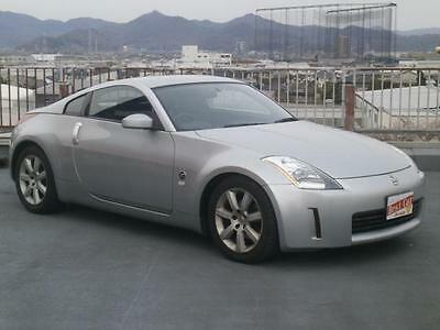 2002 NISSAN 350Z FAIRLADY  6MT  280 PS   .....FREE Shipping.....