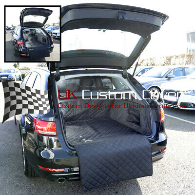 Audi A4 Avant Quilted Tailored Waterproof Boot Liner Mat Dog Guard 2015 On 258