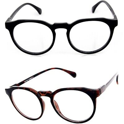 Occhiali neutri KISS® mod.SMOOTH montatura da vista STILE MOSCOT uomo donna COOL