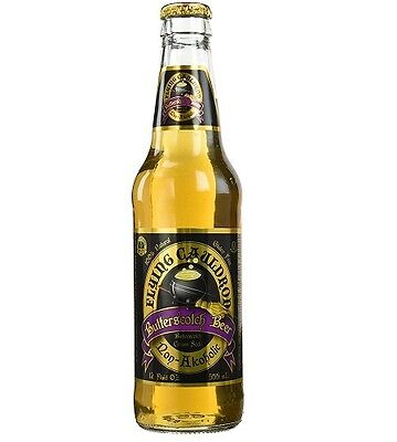 INCROYABLE HARRY POTTER 1 x BOUTEILLE BUTTER BEER LE SODA BUTTERSCOTCH BEER