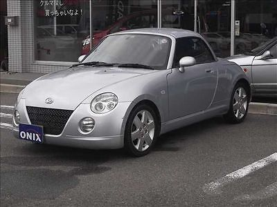2002 DAIHATSU COPEN  Convertible Intercooled Twin Turbo 660 cc ..FREE Shipping..