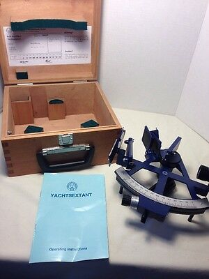 FREIBERGER Marine Sextant - No. 149531 -  Yacht Boat /Nautical /Maritime MINT