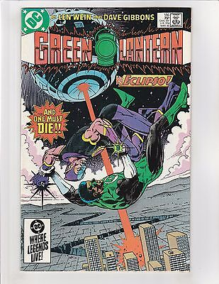 Green Lantern (1960) #186 VF- 7.5 DC Comics Jon Stewart vs. Eclipso