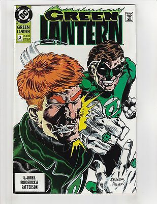 Green Lantern (1990) #3 VF 8.0 DC Comics Hal vs. Guy