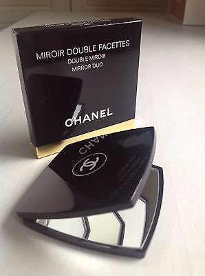 CHANEL Compact Mirror Double Facettes Miroir Duo Brand New Boxed