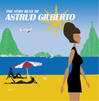 Astrud Giberto-The Very Best Of  (US IMPORT)  CD NEW