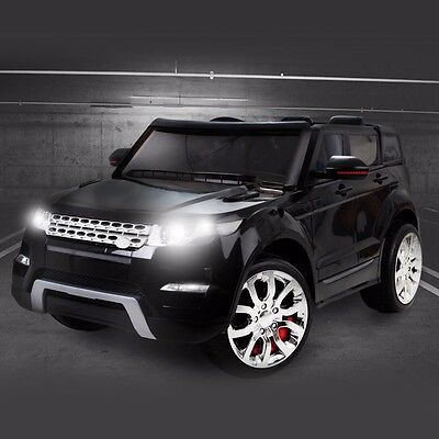 2017 Kids Range Rover Sport Style 12v Battery Child's Ride On Electric Car-Black