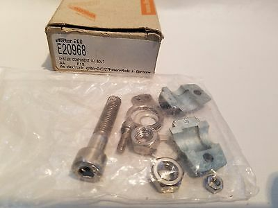 IFM ELECTRONIC Efector E20968 System Component Mounting Set Clamp OJ Bolt Kit