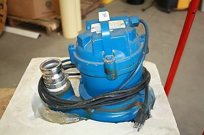 Weil W-2417-12 Submersible Grinder Pump