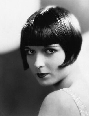 Louise Brooks UNSIGNED photo - H6541 - GORGEOUS!!!!!
