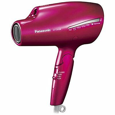 Panasonic AC100V Hair Dryer Nano Care EH-CNA98-RP airmail with tracking