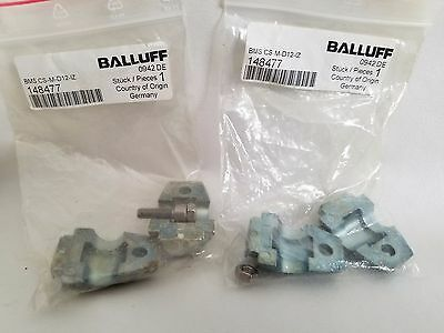 Lot of 2 Balluff BMS CS-M-D12-IZ Mounting Hardware Kit 148477