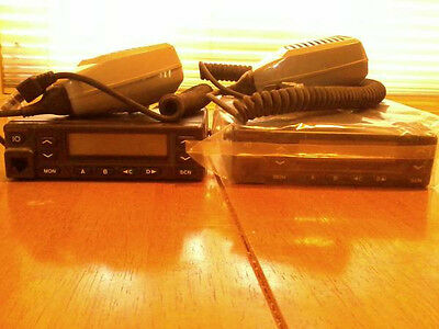 Truck Radio, Kenwood 2-way, microphone with cables,paid over $2000.00 complete
