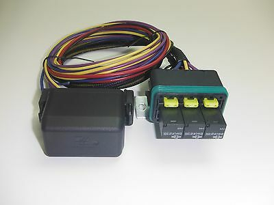 Universal Waterproof Fuse Relay Box Panel Car Truck ATV UTV RV Boat 4X4 Marine